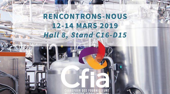 CFIA RENNES 2019 ROBERT BAS