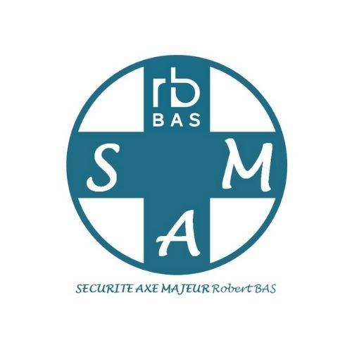 Logo démarche sécurité Robert BAS
